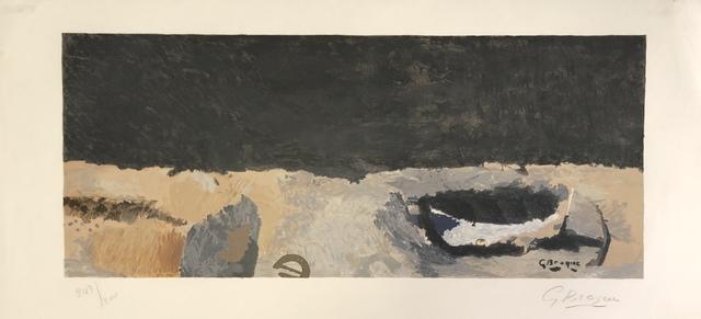 , 'La barque sur la grève,' 1960, Wallector