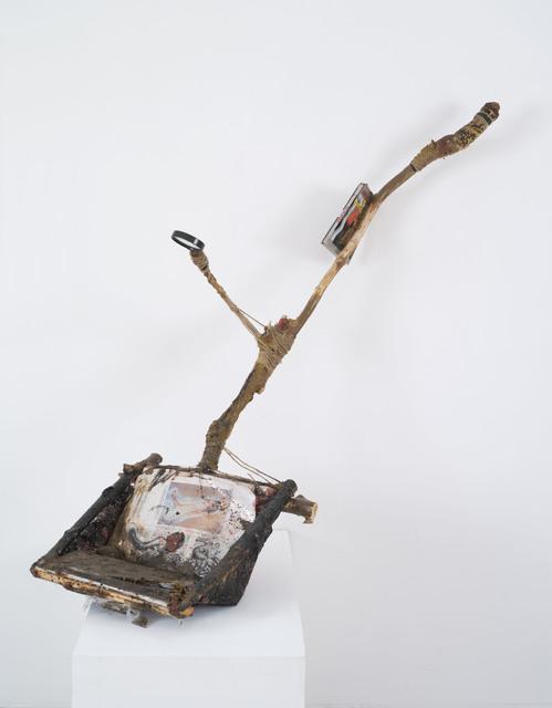 , 'Reading Shovel,' 2015, Galerie Nathalie Obadia