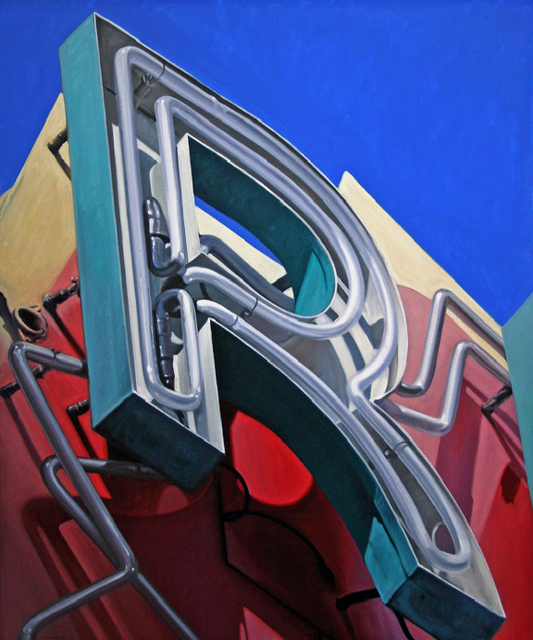 Stephen Magsig, 'Rialto Detail', George Billis Gallery