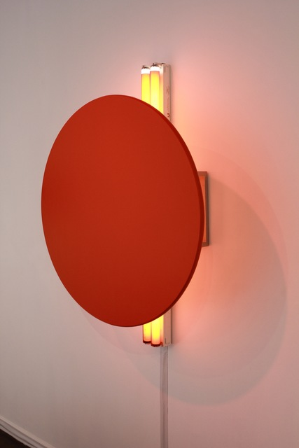 , 'Red Rising (Lamp),' 2018, Galleri Urbane