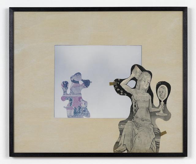 , 'Mirroring Series 3, No. 4,' 1984, Anthony Reynolds Gallery