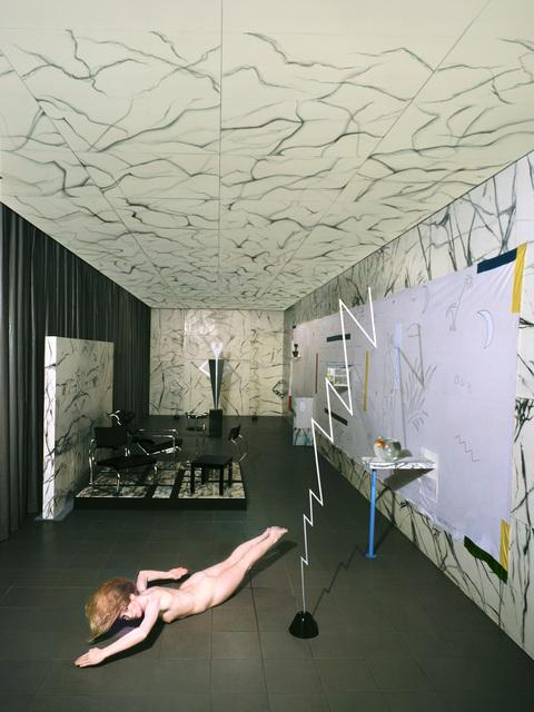 , 'Domus covers, Lo sforzo umano,' 1982, Sabrina Raffaghello Contemporary Art