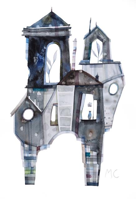 Maria C Bernhardsson, 'Blue Residence', 2019, Artspace Warehouse