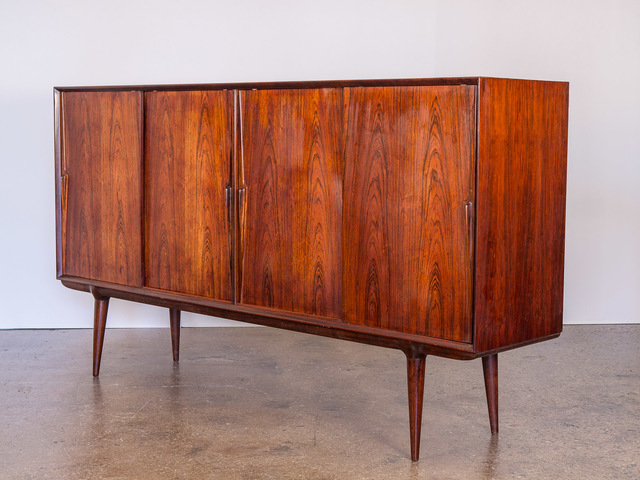 , 'Tall Rosewood Credenza,' ca. 1960, Open Air Modern