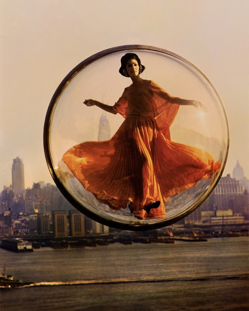 Melvin Sokolsky, 'Over New York', 1963, Staley-Wise Gallery