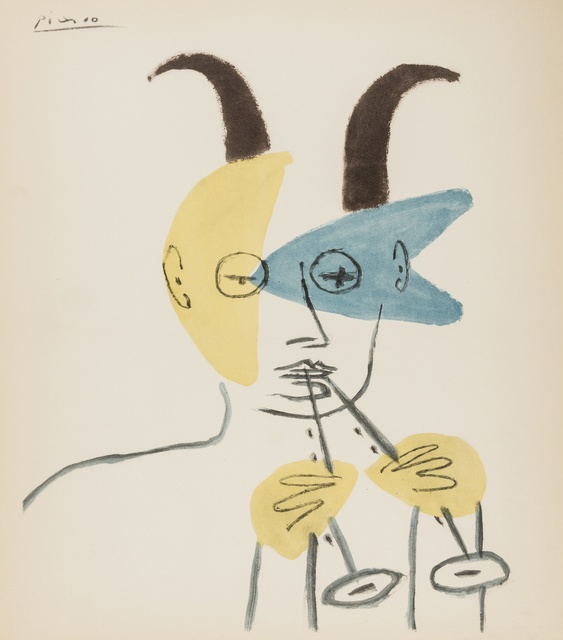 Pablo Picasso, 'Femmes et Faunes', 1956, Forum Auctions