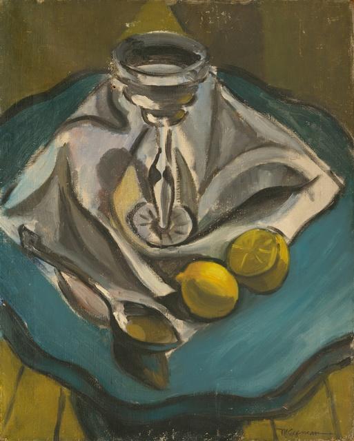 , 'Untitled (W.P.A. #35) ,' ca. 1940, InLiquid