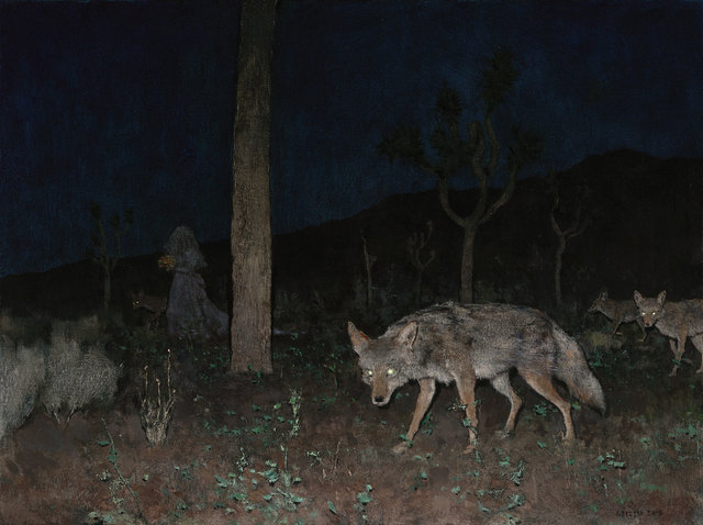 , 'Night Hunt 2,' 2018, ARCADIA CONTEMPORARY