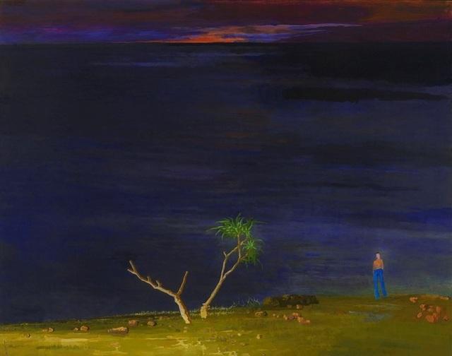 , 'Night,' 2013, Powen Gallery