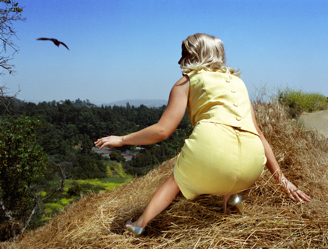 Alex Prager, 'Julie', 2007, Photography, C-print, Robert Berman Gallery