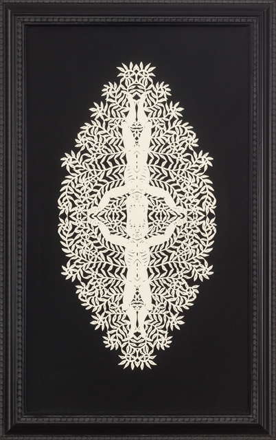 , 'Symmetries - Filigree I,' 2005, CMS Art Projects