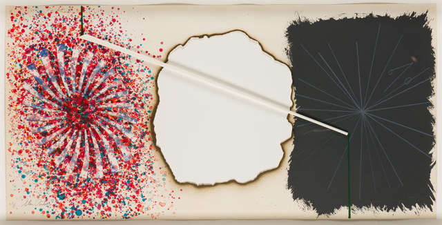 , 'Star Pointer,' 1977, Galerie d'Orsay