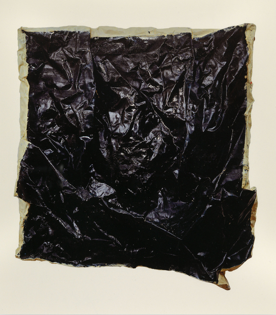 , 'Loose Fit 1 (Large/black),' 1999 (2014), Whitechapel Gallery