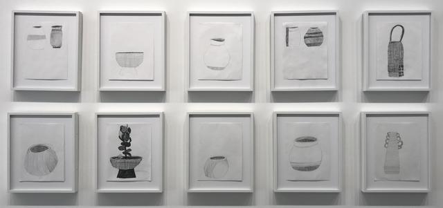 Jonas Wood, 'Computer Drawings', 2008, TRESART