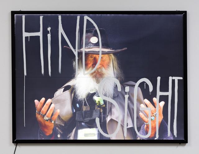 Kathy Suder, 'Hindsight Is 2020', 2020, Mixed Media, Duratrans print, multimedia, LED lightbox, Swing Left