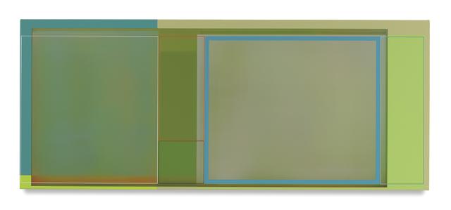, 'Garden House,' 2016, Miles McEnery Gallery