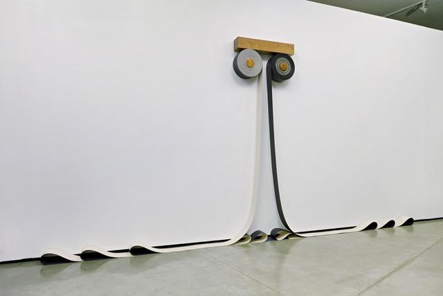 , 'O Rio,' 2006, Museu de Arte Moderna de São Paulo (MAM)