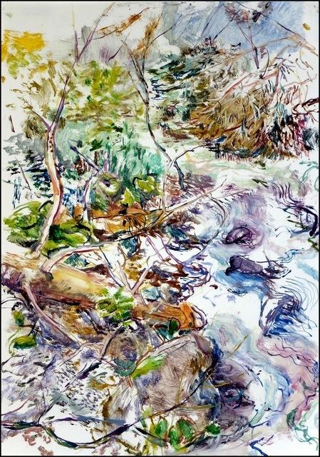 , 'Waters No. 5,' 2013, Julie M. Gallery