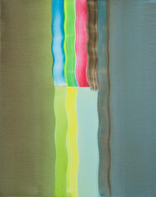 , 'Wave,' 2012, Locks Gallery