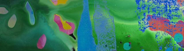 , 'Folkvangr (480-620),' 2015, Galerie Ron Mandos