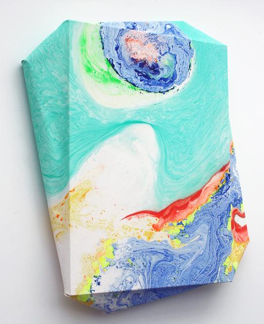 , 'Digital Stretcher Studies X5 P-F,' 2014, Triangle Bleu