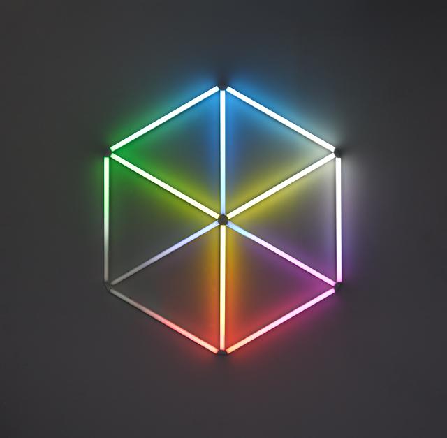 , 'Space Is A Hologram,' 2014, Carroll / Fletcher