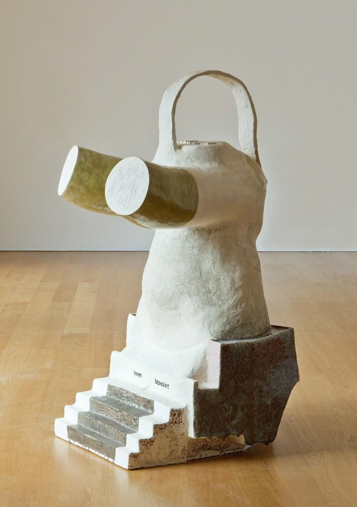 Installation view Viola Relle/Raphael Weilguni at Galerie Rüdiger Schöttle, 2017. Photo: Wilfried Petzi.