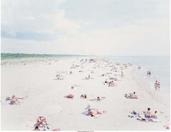 Massimo Vitali, 'Vecchiano North, from Landscapes with Figures portfolio,' 2002, Heritage Auctions: Valentine's Day Prints & Multiples