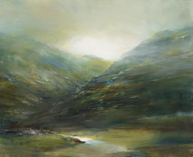 , 'Glen Kinglas,' 2017, Thackeray Gallery