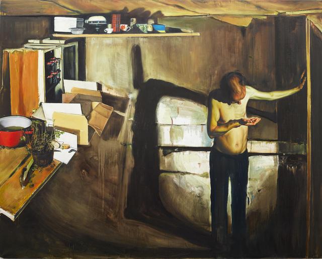 , 'La perte d'une dent (Der Verlust eines Zahnes),' 2015, Galerie Michael Haas