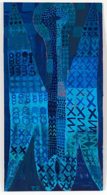Tal R, ': Swedish softice', 2017, Museum of Contemporary Art Detroit