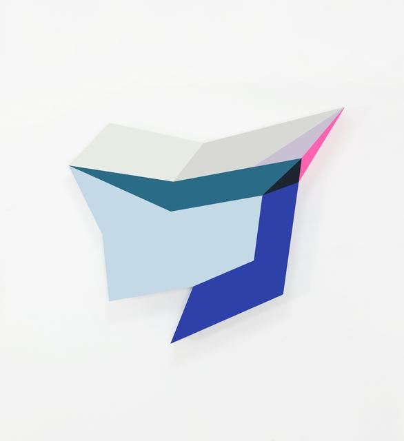 , 'Polygon in Space 34,' 2015, Galerie Bruno Massa