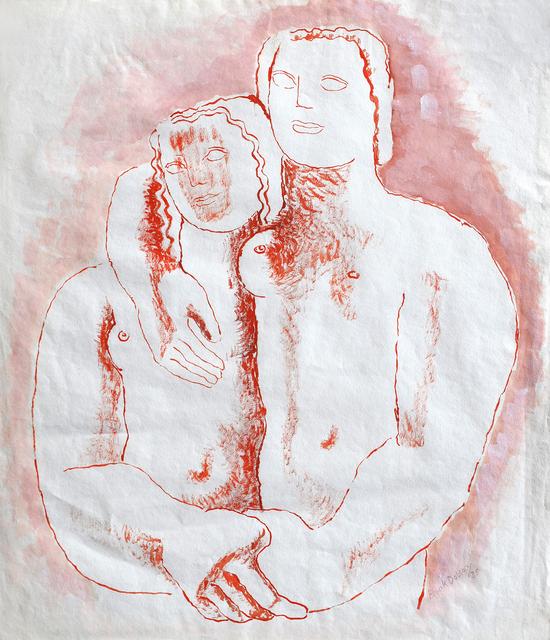 , 'Romantic Drawing,' 1935, Sylvester Fine Art