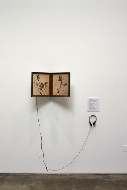 , 'Re Cordum: Voltar ao Coração #7,' 2014, Baginski, Galeria/Projectos