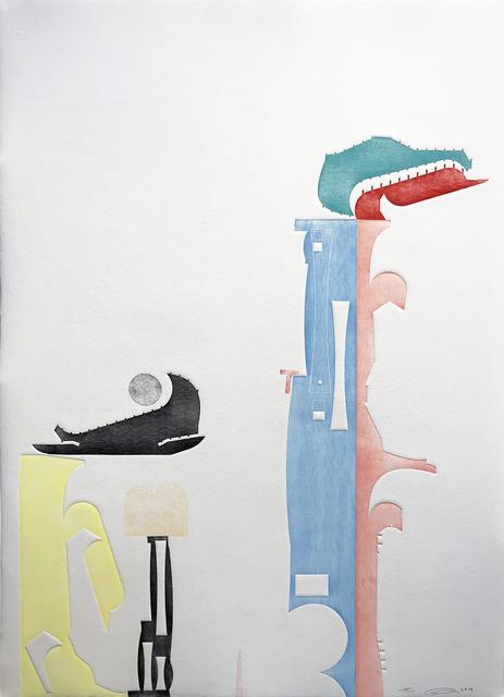 , 'Happy Plan 3,' 2018, Bruno David Gallery & Bruno David Projects