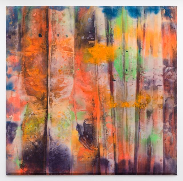Sam Gilliam, 'Wide/Narrow', 1972, David Kordansky Gallery