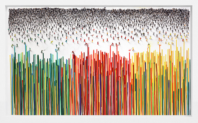 Craig Alan, 'Environmental Change', 2020, Print, Giclée on canvas, Taglialatella Galleries