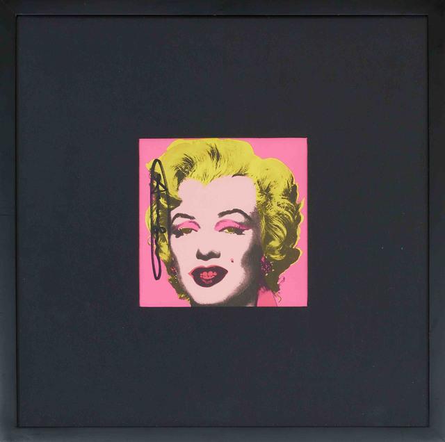 Andy Warhol, 'Marilyn Monroe ', 1986, THE CLUB