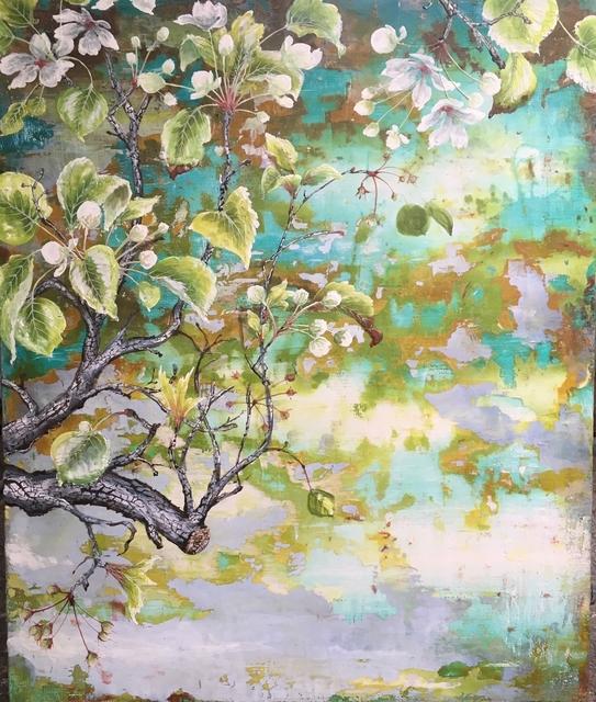 , 'Spring Painting,' 2017, Diehl Gallery