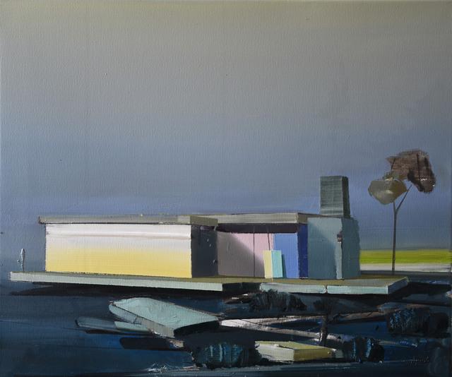 , 'Der goldene Zweig,' 2018, Galerie Jochen Hempel