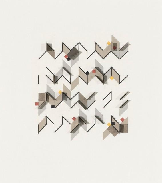 , '(2,5,13) Subtractive X1,' 2008, Gallery LVS