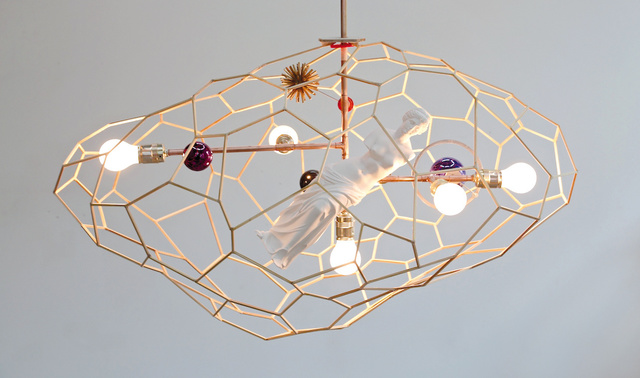 Björn Dahlem, 'Wolke (Virgo Cluster)', 2016, Galerie Guido W. Baudach
