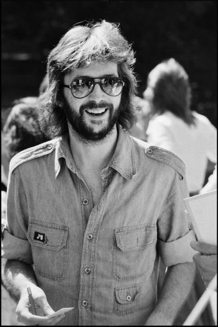 , 'Eric Clapton,' 1975, Milk Gallery