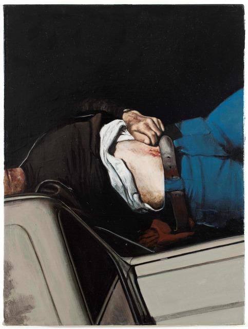 , 'Car Sickness,' 2009, Aye Gallery
