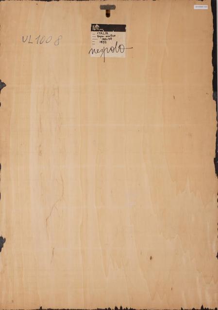 Ugo Nespolo, 'Italia', 1977, Mixed Media, Acrylic on shaped and inlaid wood, Itineris