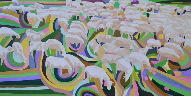 Fouad Agbaria, 'Untitled', 2016, Zawyeh Gallery