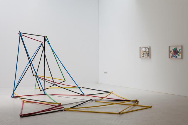 , 'Raster Baste – vor 25 Jahren,' 2012, Barbara Gross