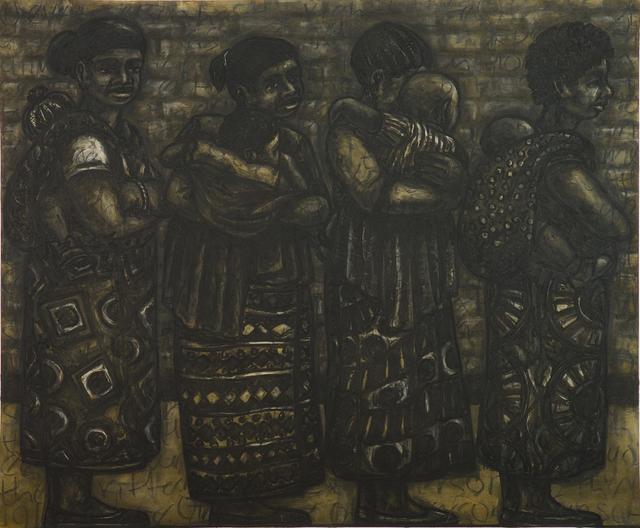 , 'Life IV,' 2011, Galerie Ernst Hilger