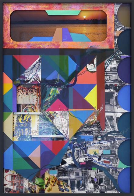 , 'India West,' 2014, Mai 36 Galerie