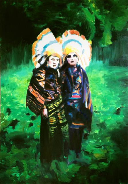 Lindsey Bull, 'Glade', 2015, bo.lee gallery